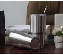 stocked stainless steel insulated 30 oz tumbler <strong>cup</strong> with sliding lid and straw