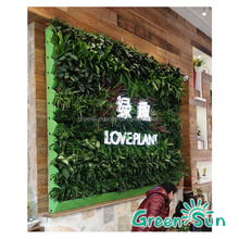 Wholesale Green Field New Green Eco Friendly Vertical Garden Living hanging Wall Planter pots