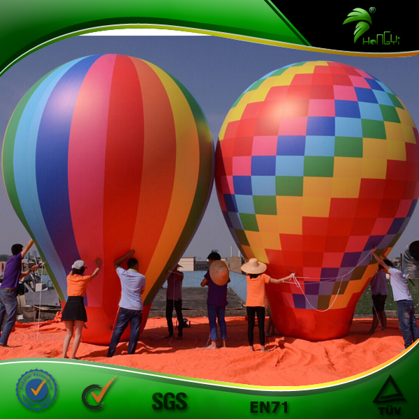 Giant Advertising Ground Balloon Hot Air Balloon Flying Big Size Helium Air Balloon