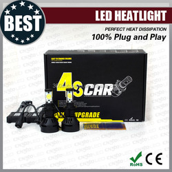 2015 smart led headlight kits 3500lm canbus h4 h7 high power car, h7 led headlights
