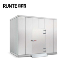 high quality deep freezer pu foam panel cold storage room