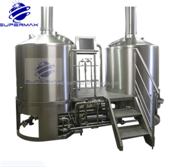 500L Beer brewhouse brewery equipment for hot sales.