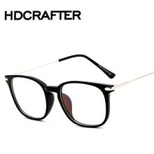 TR90 Ultralight Female Computer Glasses Frame Round Eyeglasses Frames for Women Men vintage Prescription Optical Eyewear