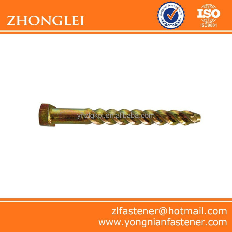 Railroad Coach Screw,Railroad Dog Screw,Sleeper Screw