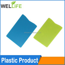 Factory wholesale RFID blocking - card protection sleeve credit card secure protection