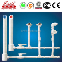 High quality PPR hot drinking water supply Plastic Tubes manufacturer