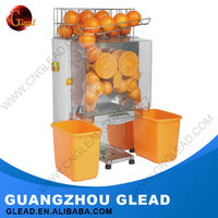 2016 Automatic Stainless Steel industrial orange juice extractor