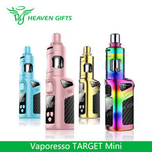 Hot Selling 100% Authentic Best 2 in 1 Tank (DTL + MTL) 2ml Vaporesso TARGET Mini e cigarette manufacturers