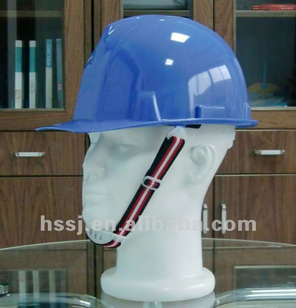 2017 good quality ABS shell plastic mining safety helmet