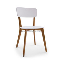 2015 New model IKEA home furniture trending high quality solid wood dining chair for sale