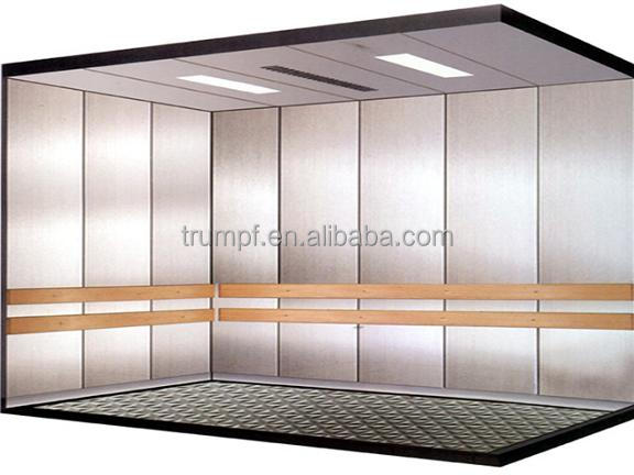 Big Space Freight Elevaor/Cargo Elevator With Competitive Price