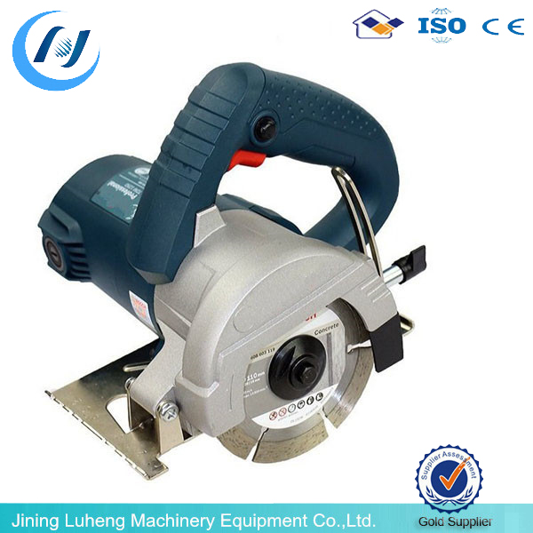 New designed Quarry stone block cutting machine/2300W Power marble cutter