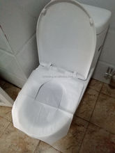Hot Selling Flushable Toliet Seat Cover Paper
