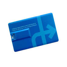 Cheap price low price 2gb business card usb with full real chip