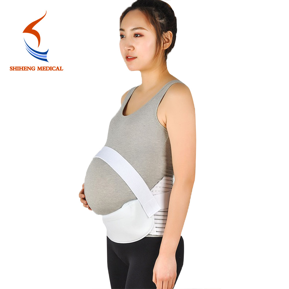 Maternity belt back support for pregnancy belly