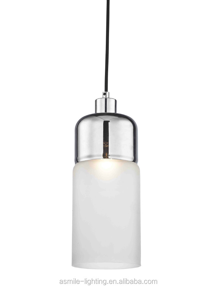 Modern clear glass lampshade pendant celling Lamp