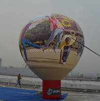 Advertising Inflatables Customized BIG Cold Air Balloon