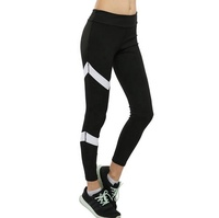 2018 OEM Ladies Fitness Yoga Pants Custom High Quality Athletic Women Workout Leggings