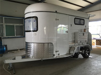 three angle load horse trailer 3HAL