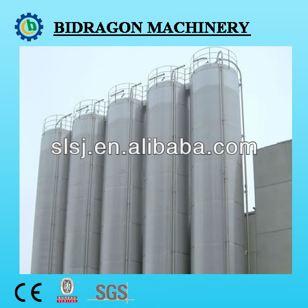 Metal Used Feed Bins bulk feed storage