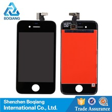 [BQ] Grade AAA OEM For iPhone 4 lcd black , For iPhone 4 Screen, For iPhone 4 display lcd replacement