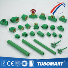China Professional Supplier High Quality Plastic PPR Pipe and Fitting