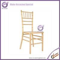 17917 Stainless Steel Legs Dining Table And Chiavari Chair Sets
