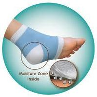 2015 footcare products spa gel socks for dry foot