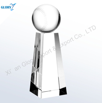 Top quality baseball trophies and awards for souvenirs