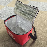 Large capacity and high quality soft sided insulated cooler bag