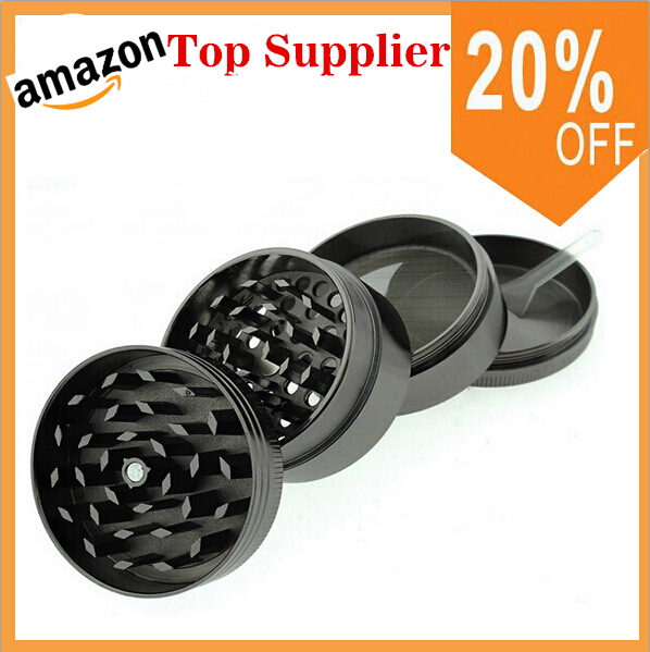 alibaba website wholesale herb grinder, 4parts 63mm tobacco grinder, CNC weed grinder on sale