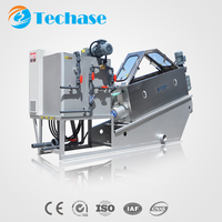 Best sludge dewatering machine for blue-green algae dewatering treatment