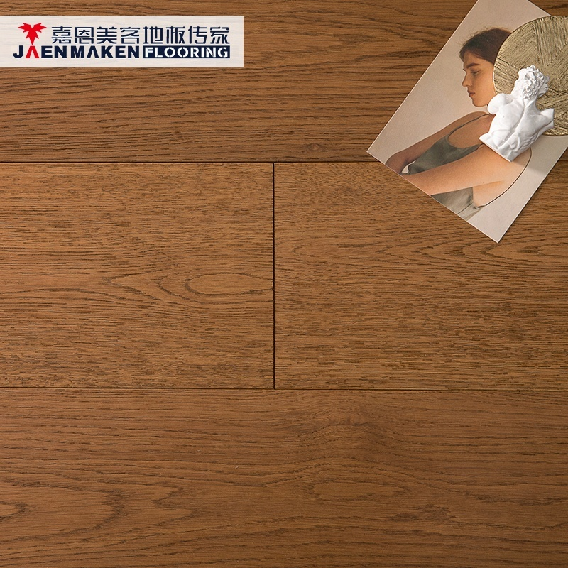 Distributors Discount 3 Layer Wire Brushed Engineered Wood Flooring