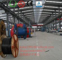 self-supporting aerial copper/telecom cable