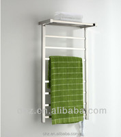 Ladder Style Vertical Electric Heated Drying Rack Towel Warmer 9021