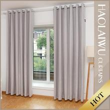 Top quality popular style custom window luxury blackout curtains for the living room