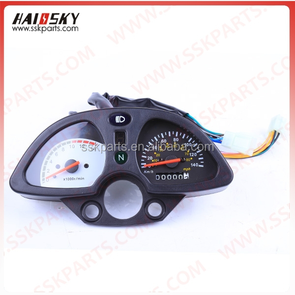 HAISSKY Factory Direct Sell Motorcycle accessory digital speed meter