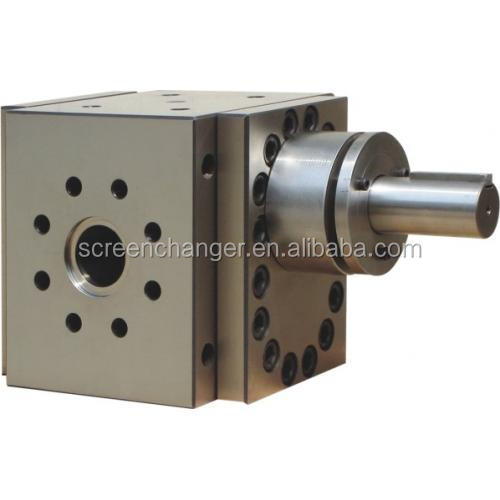 anji polymer chemical melt gear pump for extruder
