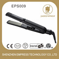 Professional salon use dual voltage PTC or MCH heater titanium flat irons hair straightener EPS009