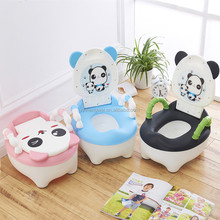 Custom Plastic cartoon kids baby toilet seat wholesale with free sample