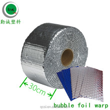 aluminum foil bubble insulation roll roof insulation roll embossed thin heat insulation material