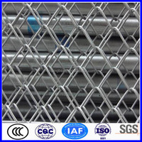 chain link fence poles