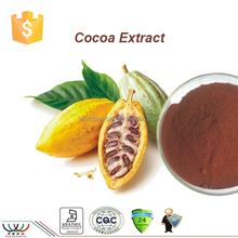 HACCP KOSHER FDA China manufacturer R&D catechin 50% cocoa polyphenol 10% 20% theobromine cocoa products