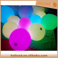 Hot selling inflatable zygote interactive balls /crowd balls with led light
