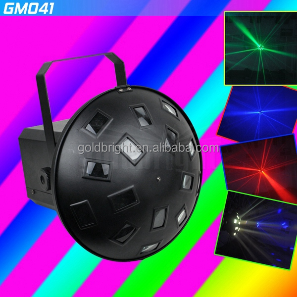 professional led effect lighting show equipment dmx disco bar stage equipment