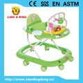 new baby walker with lovely toys and flashing head