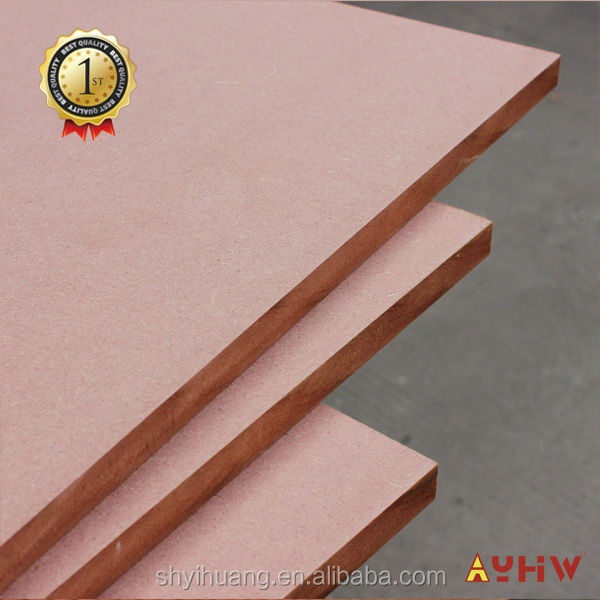 12mm fireproof MDF for decoration