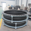 TEFLON lined pipe rubber expansion joint