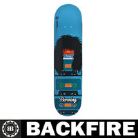 Dispatch within 24 hours Backfire 2013 hot selling new design tech decks