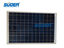 Poly Solar Cell Panel 50W 18V Solar Cell Module